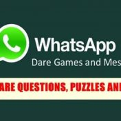 Puzzling Time In Whatsapp